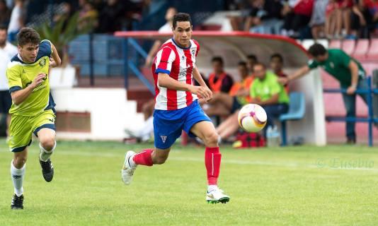 Estadio Juan Cayuela.